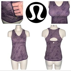 Lululemon Like New Rare Fitness Tank